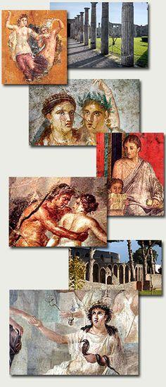 Pompeii Photos