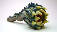Weird Glass Pipe   ... , creates some of the most unique and intricate glass pipes on the