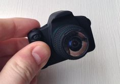 World's Smallest Digital FishEye Camera