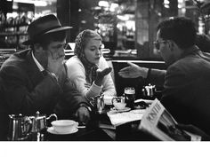 Cocteau, Picasso, Hemingway, Godard, Oh My – New Collection – Cafe Society