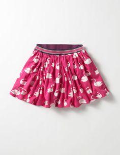 Party Jersey Skirt Boden