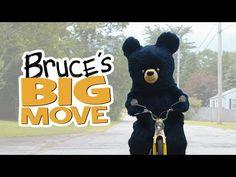 Bruce's Big Move - YouTube