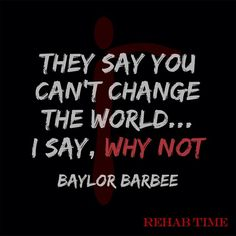 Quotes - Change the World