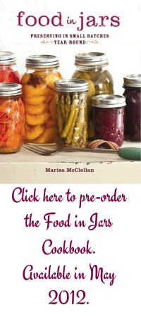 A blog about canning in small quantities. She also has a canning cookbook.