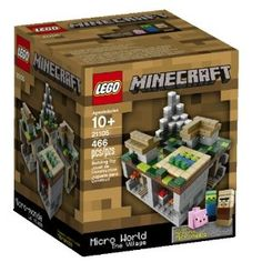 Imagine the #fun your kiddos can have by taking technical world off the #DS screen and recreate it in a 3D image with their own hands.  #Minecraft