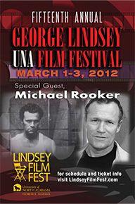 George Lindsey UNA Film Festival, University of North Alabama, Florence, Al