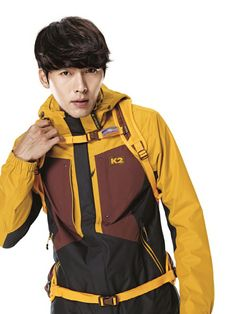 K2 F/W 2014 Ad Campaign Feat. Hyun Bin (UPDATED) | Couch Kimchi