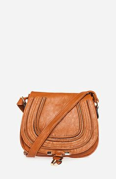 Classic Saddlebag Purse | DAILYLOOK just ordered this in wine. So excited can't wait to get it.