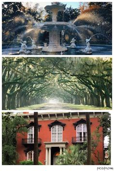 The 10 Most Photographed Places in Savannah