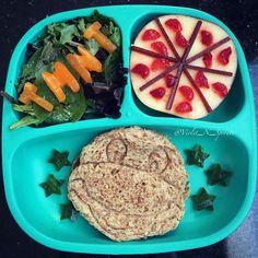 Turtley awesome lunch #tmnt #teenagemutantninjaturtles #lunch #kidsfood