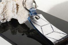 beautiful keychains #leather #metallic
