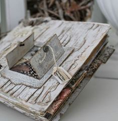 2017 Topic Doors Windows and Architecture {Challenge} 2019 PaperArtsy: 2017 Topic Doors Windows and Architecture {Challenge} The post 2017 Topic Doors Windows and Architecture {Challenge} 2019 appeared first on Scrapbook Diy. Mini Album Scrapbook, Mini Albums Scrap, Vintage Scrapbook, Handmade Journals, Handmade Books, Handmade Notebook, Album Vintage, Altered Book Art, Album Book