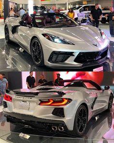 Still loving this Blade Silver ⚔️ Morello combo 🔥 . Chevrolet Corvette Stingray, Corvette Cabrio, Corvette Convertible, Chevy Chevrolet, Chevy Camaro, 2015 Camaro Zl1, Nissan Gtr R34, Bmw S, Power Cars