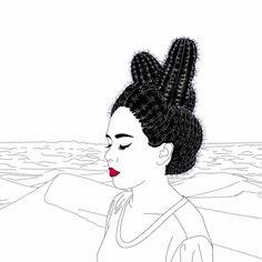 The Sexy Animated Fantasies of Xaviera Lopez – Fubiz Media
