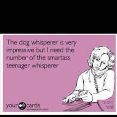 Every high school teacher I know :)