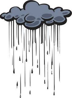 Drawing - Drawing of a rain cloud. Fotosearch - Search Clipart, Illustration, Fine Art Prints, and EPS Vector Graphics Images Drawing Rain, Cloud Drawing, Basic Drawing, Cloud Illustration, Medical Illustration, Rain Cloud Tattoos, Storm Tattoo, Lightning Cloud, Rain Storm