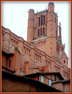 Cathédrale Sainte Cécile Albi.