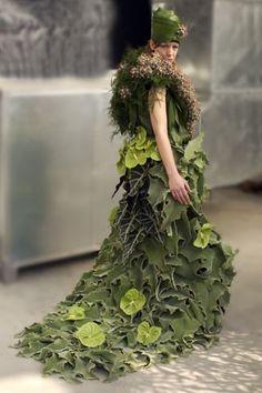 robe vegetale