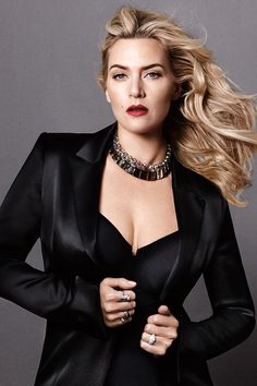 Kate Winslet is BAZAAR's June/July cover girl! See the full fashion shoot here.
