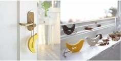 Eiffel Bird Doorstop