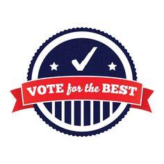VotefortheBest.com needs a new logo by madebypat.com