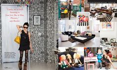 Stacey Bendet's house