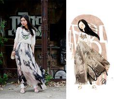 Presentiment (by Nancy Zhang) http://lookbook.nu/look/2005730-Presentiment