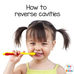 Are you trying to find out how to remineralize and strengthen kids teeth? Is your child suffering from cavities tooth decay?