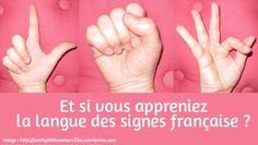 La LSF (langue des signes française) est un mode de communication qui a divers types de supports pour exprimer le sens