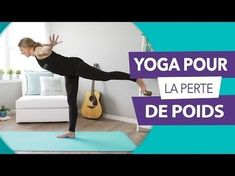 Yoga Vinyasa 40 min : Fesses bombées, ventre plat, jambes fines, anti-cellulite... LA TOTALE ! - YouTube