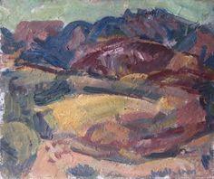 Toss Woollaston Mt Arthur