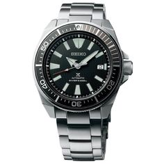 Seiko Men's Prospex Automatic Diver 200M Water Resistance with Date - Two-Tone