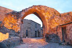 Porta do Sol , Aldeia Histórica de Figueira de Castelo Rodrigo Portugal