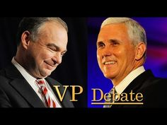VP Debate Analysis by Christian Pastor: Trump Made Good Choice Picking Mike Pence as Running Mate! - YouTube