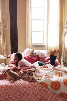 ABC Carpet & Home linens