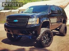 Most Superb Chevy Tahoe Lifted Photo Collections - Awesome Indoor & Outdoor Lifted Chevy Tahoe, Lifted Chevy Trucks, Chevrolet Tahoe, New Trucks, Pickup Trucks, Custom Trucks, Custom Cars, 79 Ford Truck, Camo Truck