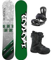 70cf0b1885 Lamar Metric Complete Snowboard Package with Head NX One Bindings and Flow  Vega BOA Men s Boots