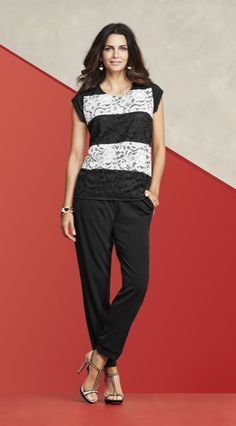 a859f89106 The Tapered Ankle Pant - They have a flowing fit that tapers to a slim