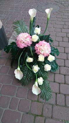 Grave Decorations, Funeral, Natural, Floral Arrangements, Diy And Crafts, Floral Wreath, Wreaths, Garden, Ideas