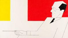 HENDRIK VALK.  Aunque Falcon tenía un estilo muy personal, su trabajo tiene cierta similitud con el de Theo van Doesburg y Bart van der Leck. No en vano, Van Doesburg le pidió que se uniera De Stijl. Falcon, sin embargo, no quería una ideología o grupo de mensajes enviados y declinó el honor. Por otra parte, Falcon no estaba de acuerdo con la exclusión de profundidad y perspectiva, que era Stijl.