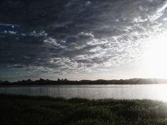 Lagoinha: será que chove?