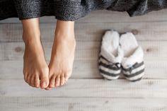 6 Hausmittel gegen trockene Füße