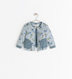 PRINTED JACKET from Zara Baby Girl