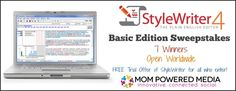 StyleWriter 4 Giveaway! (Ends 10/6) US & Canada (Group) - http://giveohgiveaway.com/stylewriter-4-giveaway-ends-106-us-canada-group/