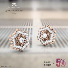 To all the young entrepreneurs out there; A pair of #diamond #earrings can make…