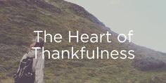 In Christ, we have much to be thankful for the last Thursday in November, and every day before and after that.