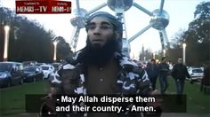 The Islamization of Belgium and the Netherlands in 2013