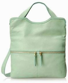 Women's green bag. For the majority of ladies, purchasing an authentic designer bag isn't something to hurry into. Because they handbags can certainly be so expensive, ladies generally agonize over their choices before making an actual handbag purchase.
