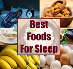 List Of The Best Food To sleep through the night List Of The Best Food To sleep through the night may not be something you would consider to be a factor when it comes to a good night sleep. In fact, many factors can contribute to a good night's sleep.  One important factor could be the foods that we eat and the foods that comprise our diet.