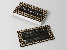 Social Media Business Cards Social media Business by Opheliafpg